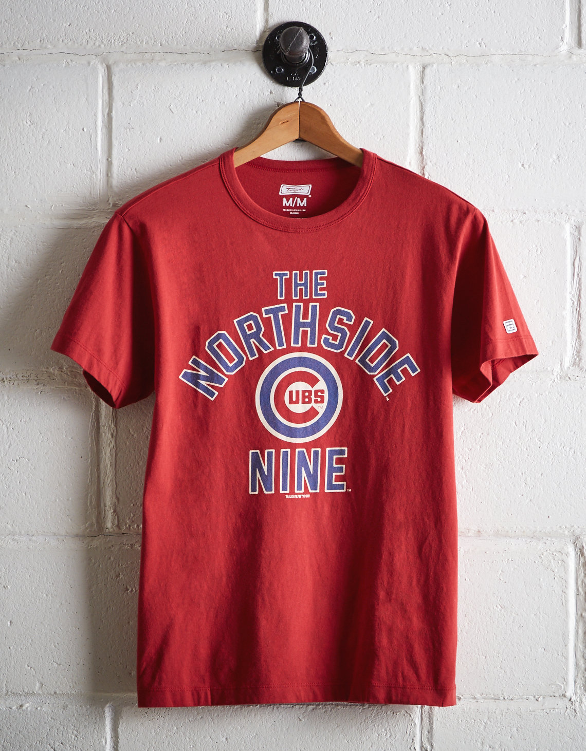 Tailgate Men's Chicago Cubs Graphic T-Shirt