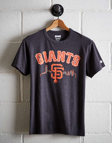 Tailgate Men's San Francisco Giants T-Shirt - Free Returns