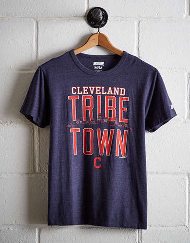 Tailgate Men's Cleveland Indians T-Shirt - Free Shipping & Returns