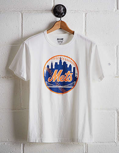 Tailgate Men's NY Mets T-Shirt - Free Returns