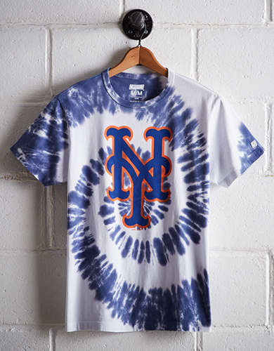 Tailgate Men's New York Mets Tie-Dye T-Shirt - Free Returns