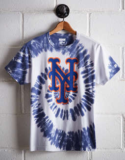 Tailgate Men's New York Mets Tie-Dye T-Shirt