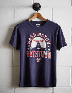 Tailgate Men's Washington Nationals T-Shirt