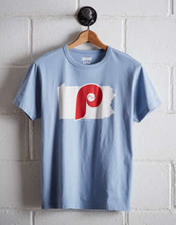 Tailgate Men's Philadelphia Phillies T-Shirt