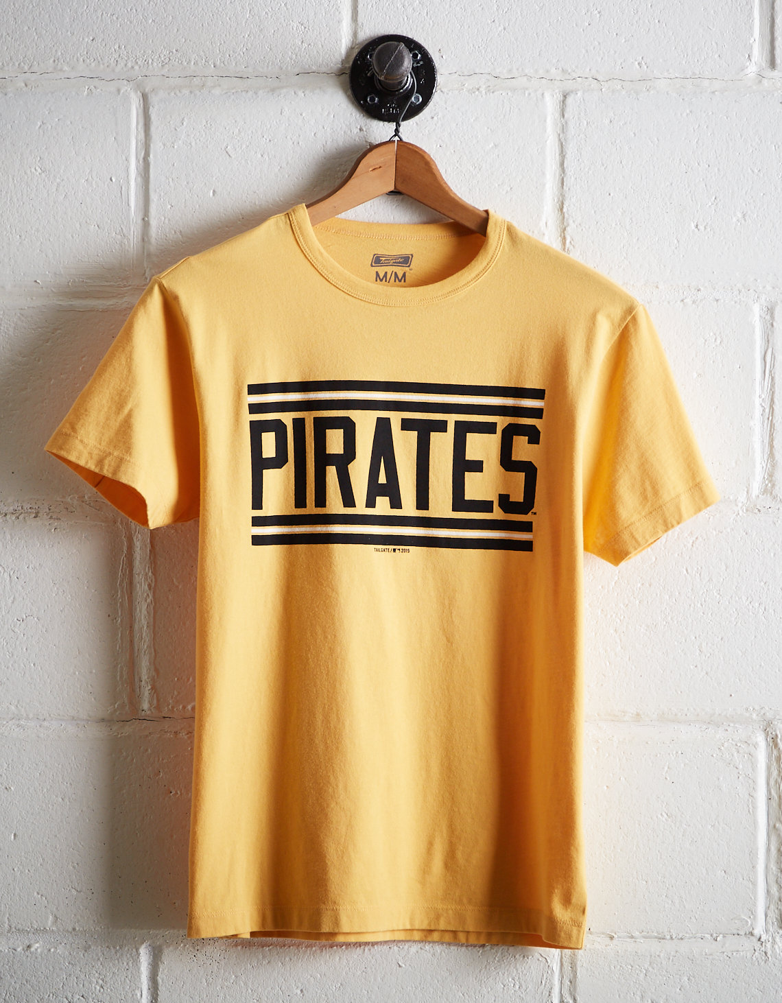 abc72c35c6a58 Tailgate Men s Pittsburgh Pirates T-Shirt