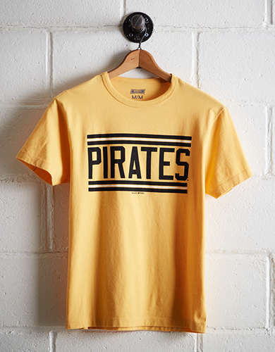 Tailgate Men's Pittsburgh Pirates T-Shirt - Free Returns