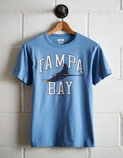 4289c461 Tampa Bay Rays Shirts and Apparel | Tailgate Major League Ba
