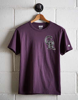 Tailgate Men's Colorado Rockies Graphic T-Shirt