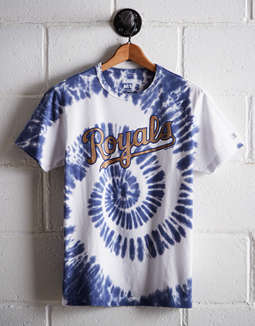 Tailgate Men's Kansas City Royals Tie-Dye T-Shirt