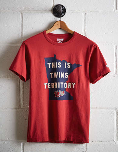 Tailgate Men's Minnesota Twins T-Shirt - Free Returns