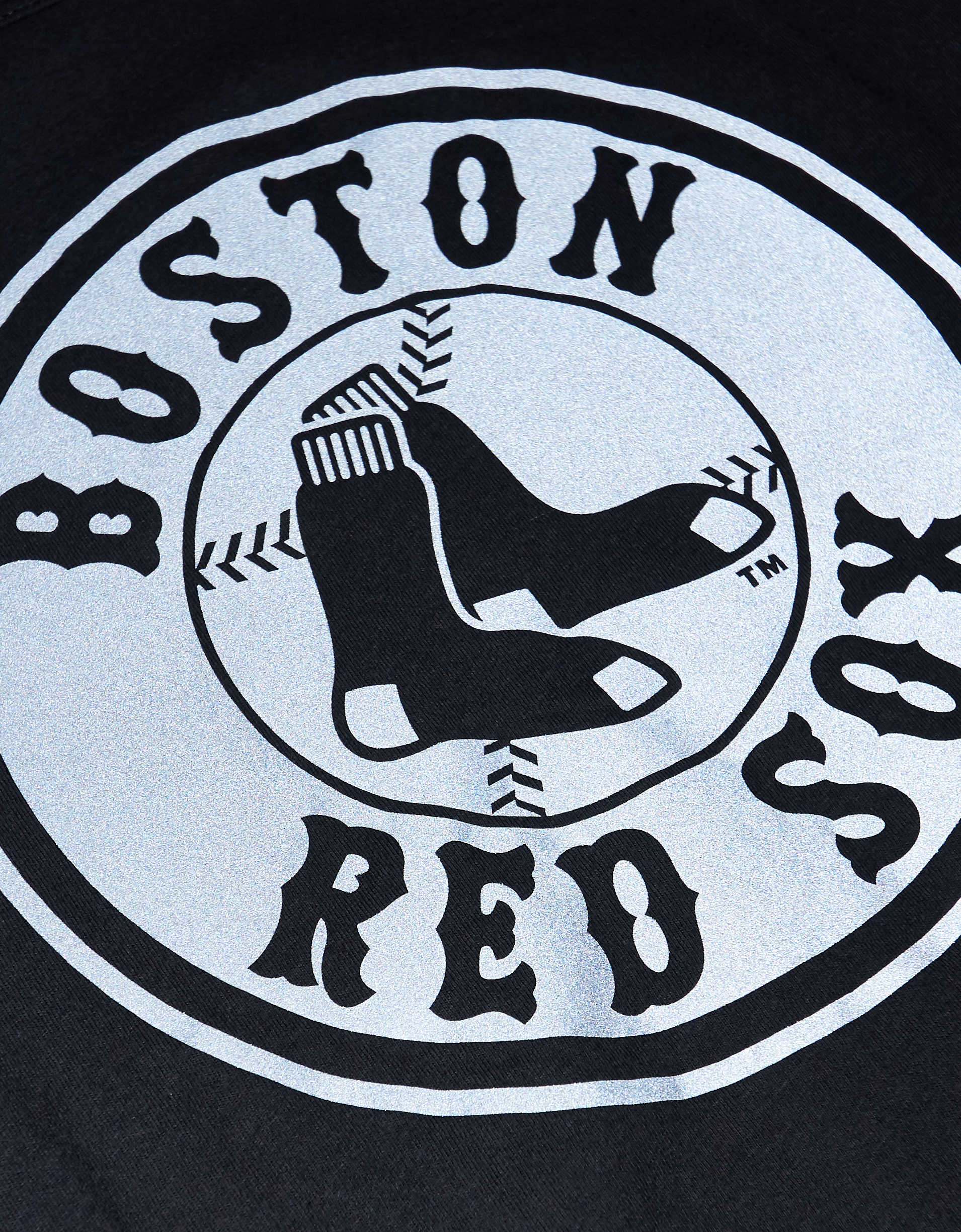 Tailgate Men's Boston Red Sox Reflective Graphic T Shirt by American Eagle Outfitters