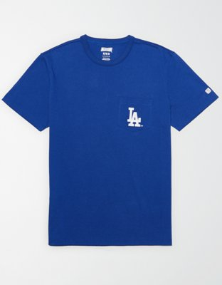 Tailgate Men's La Dodgers Pocket T Shirt by American Eagle Outfitters