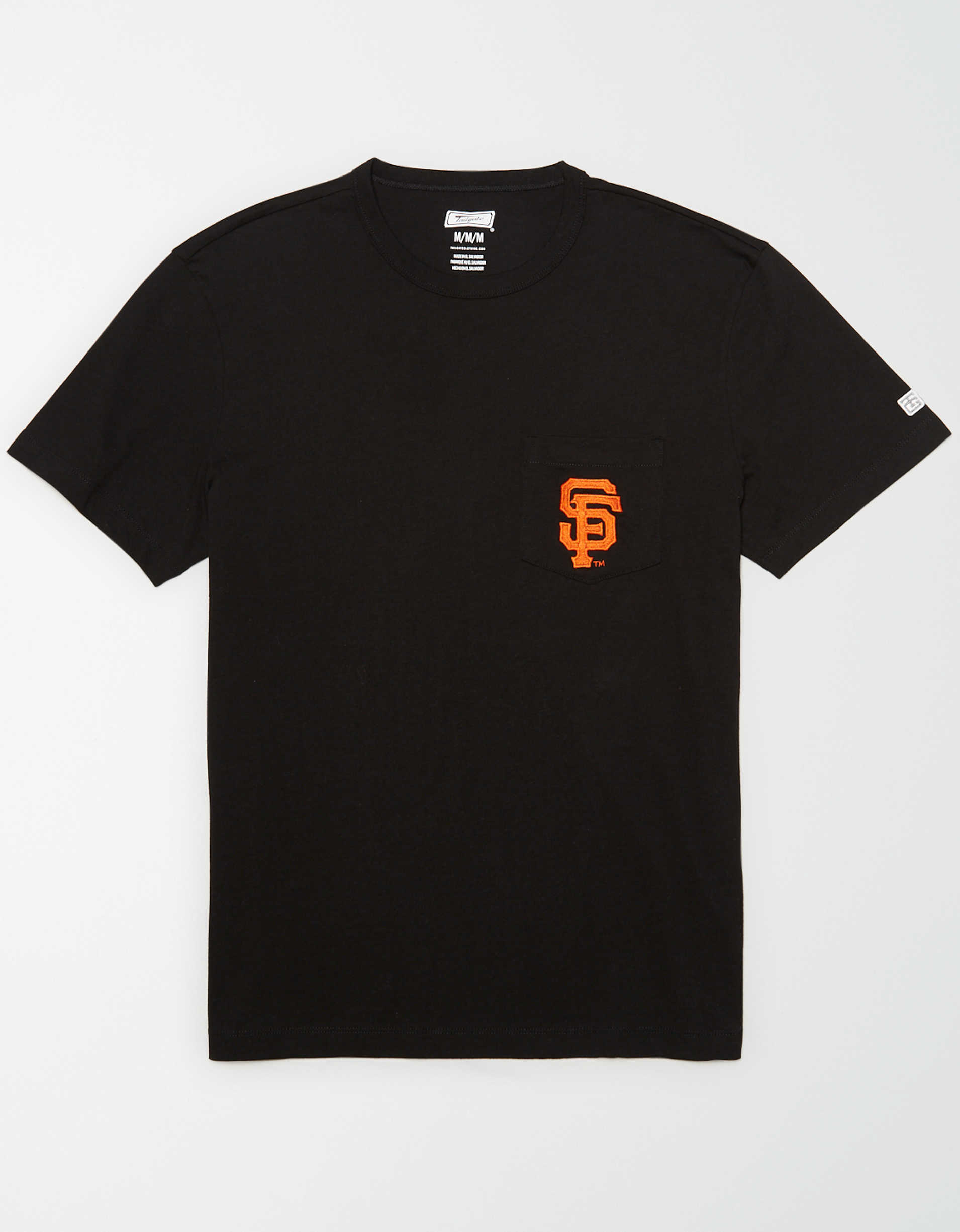 Tailgate Men's San Francisco Giants Pocket T-Shirt