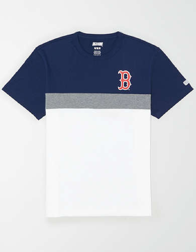 Tailgate Men's Boston Red Sox Colorblock T-Shirt