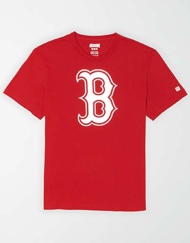 Tailgate Men's Boston Red Sox Reflective Graphic T-Shirt