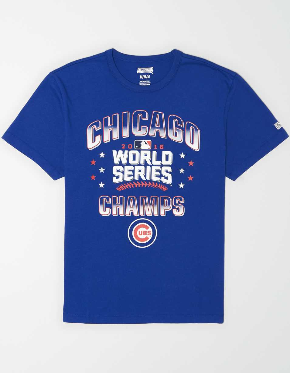 Tailgate Men's Chicago Cubs World Series T-Shirt