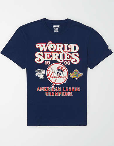 Tailgate Men's NY Yankees World Series T-Shirt