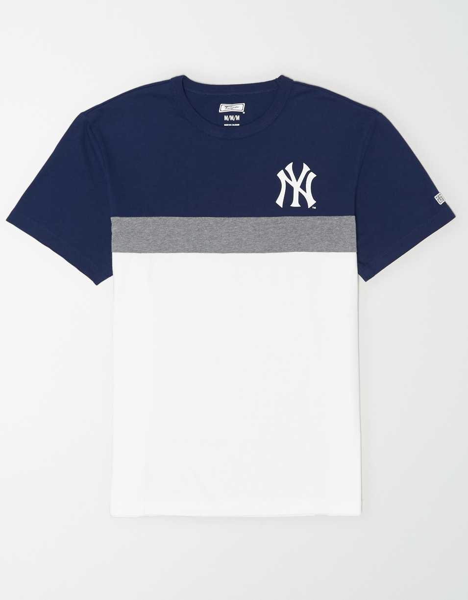 Tailgate Men's NY Yankees Colorblock T-Shirt