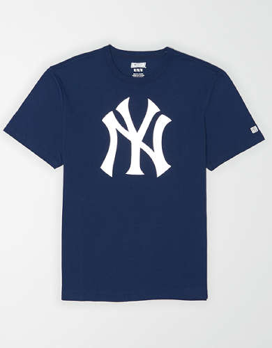 Tailgate Men's NY Yankees Reflective Graphic T-Shirt