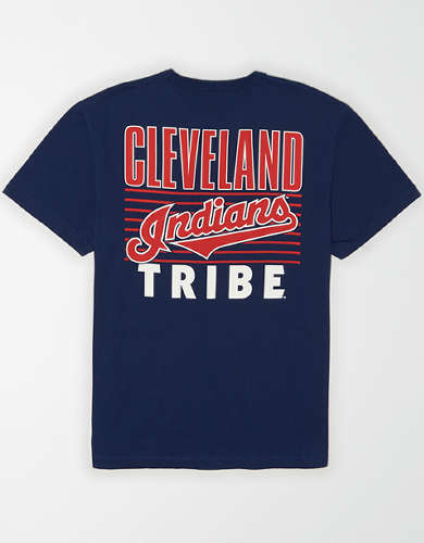 Tailgate Men's Cleveland Indians Graphic T-Shirt