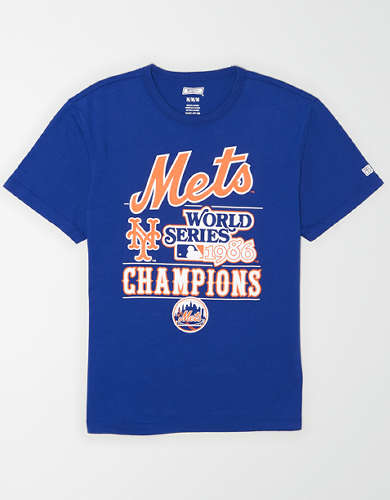 Tailgate Men's NY Mets World Series T-Shirt