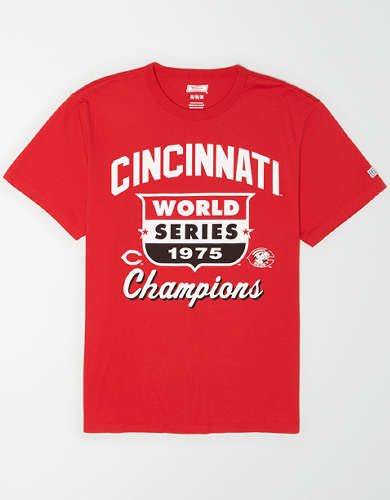 Tailgate Men's Cincinnati Reds World Series T-Shirt
