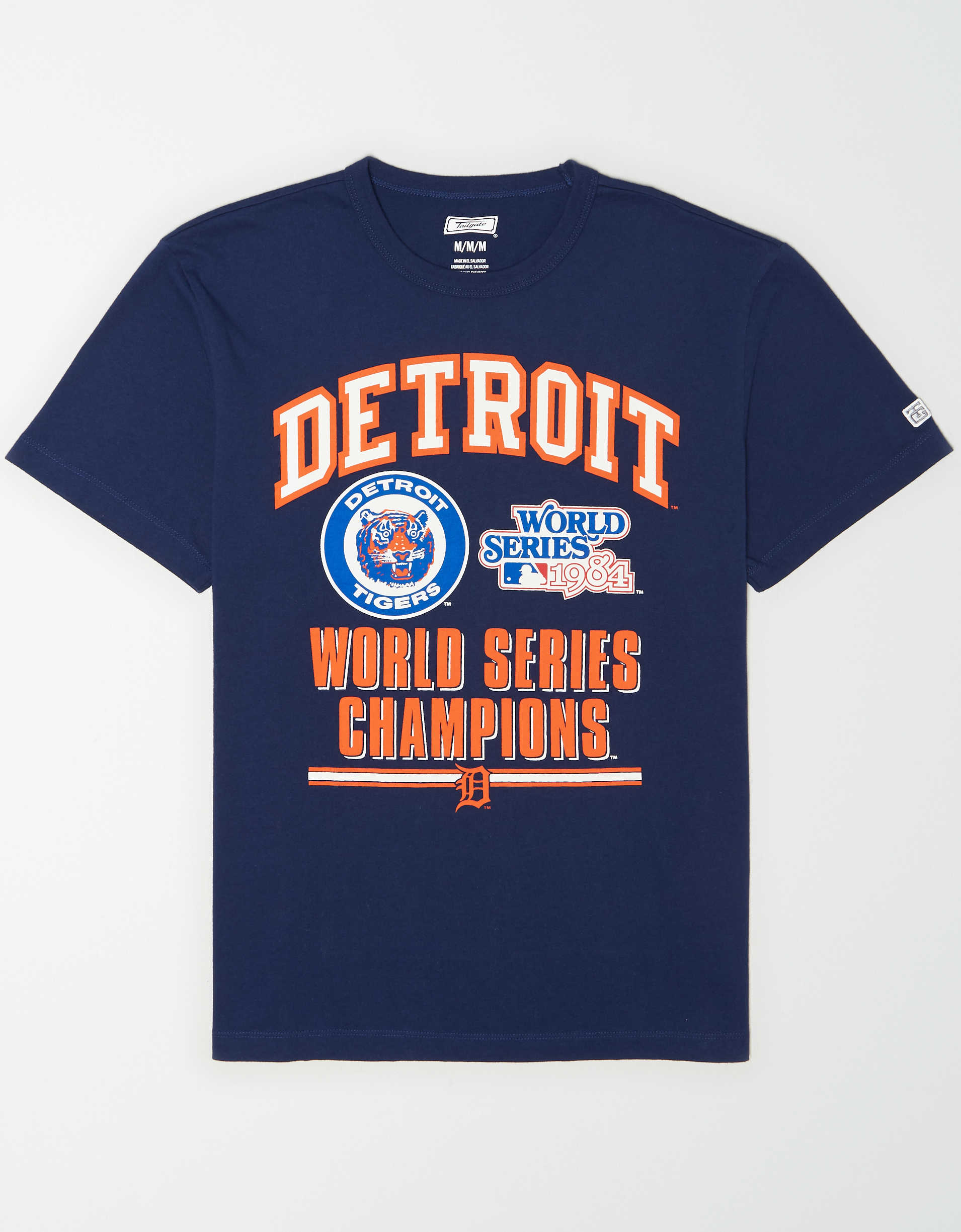 Tailgate Men's Detroit Tigers World Series T-Shirt