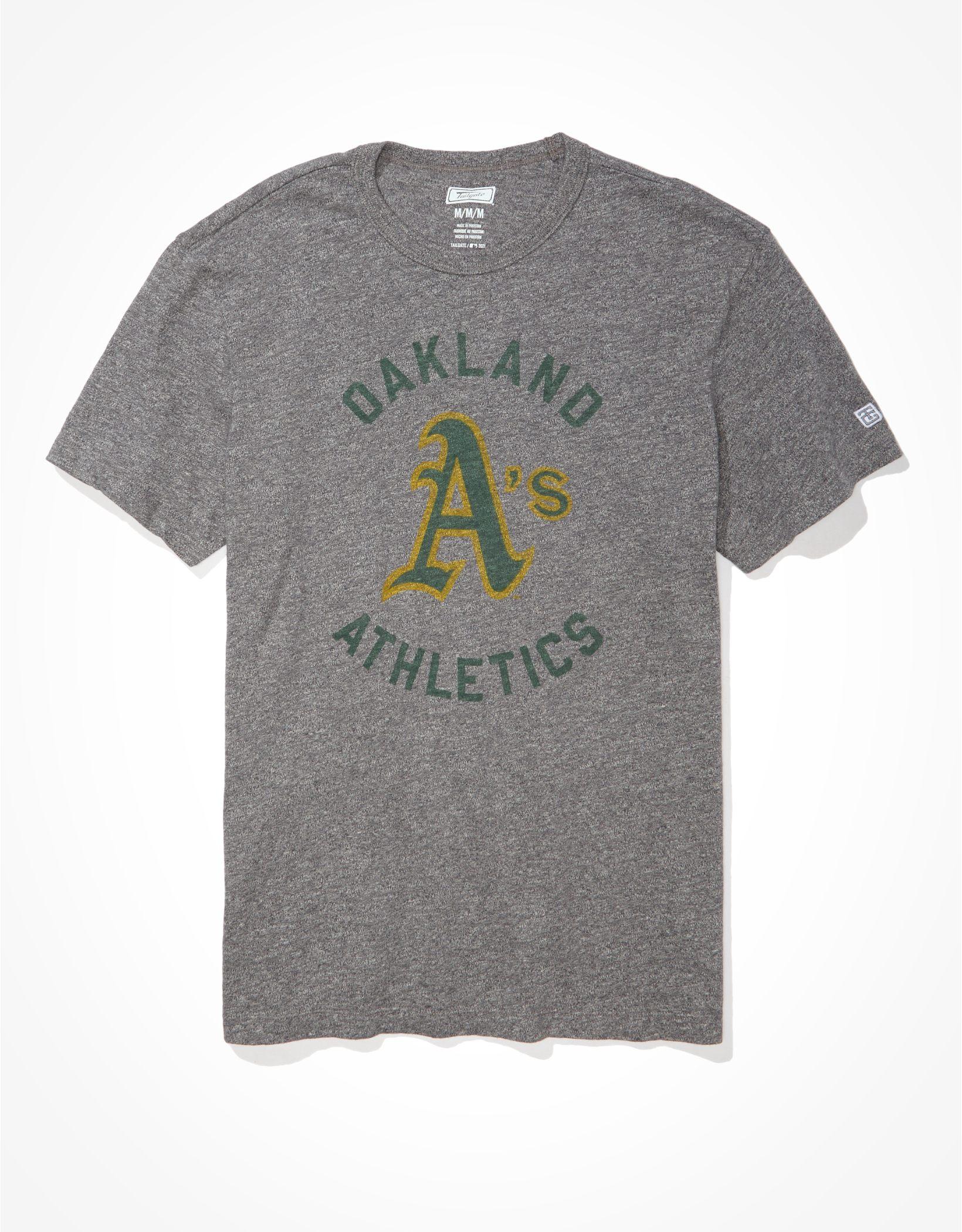 Tailgate Men's Oakland A's Graphic T-Shirt