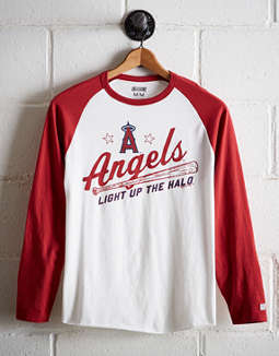 Tailgate Men's LA Angels Baseball Shirt