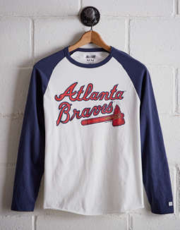 Tailgate Men's Atlanta Braves Baseball Shirt