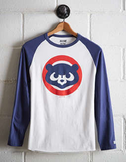 Tailgate Men's Chicago Cubs Baseball Shirt