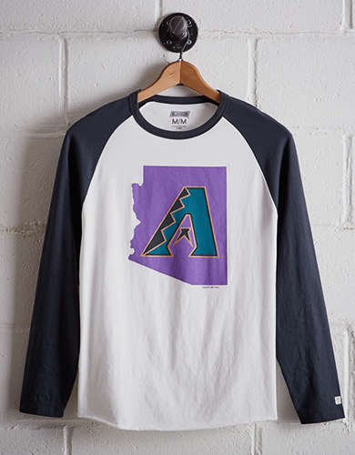 Tailgate Men's Arizona Diamondbacks Baseball Shirt - Free Returns