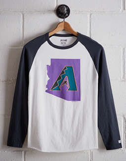 Tailgate Men's Arizona Diamondbacks Baseball Shirt