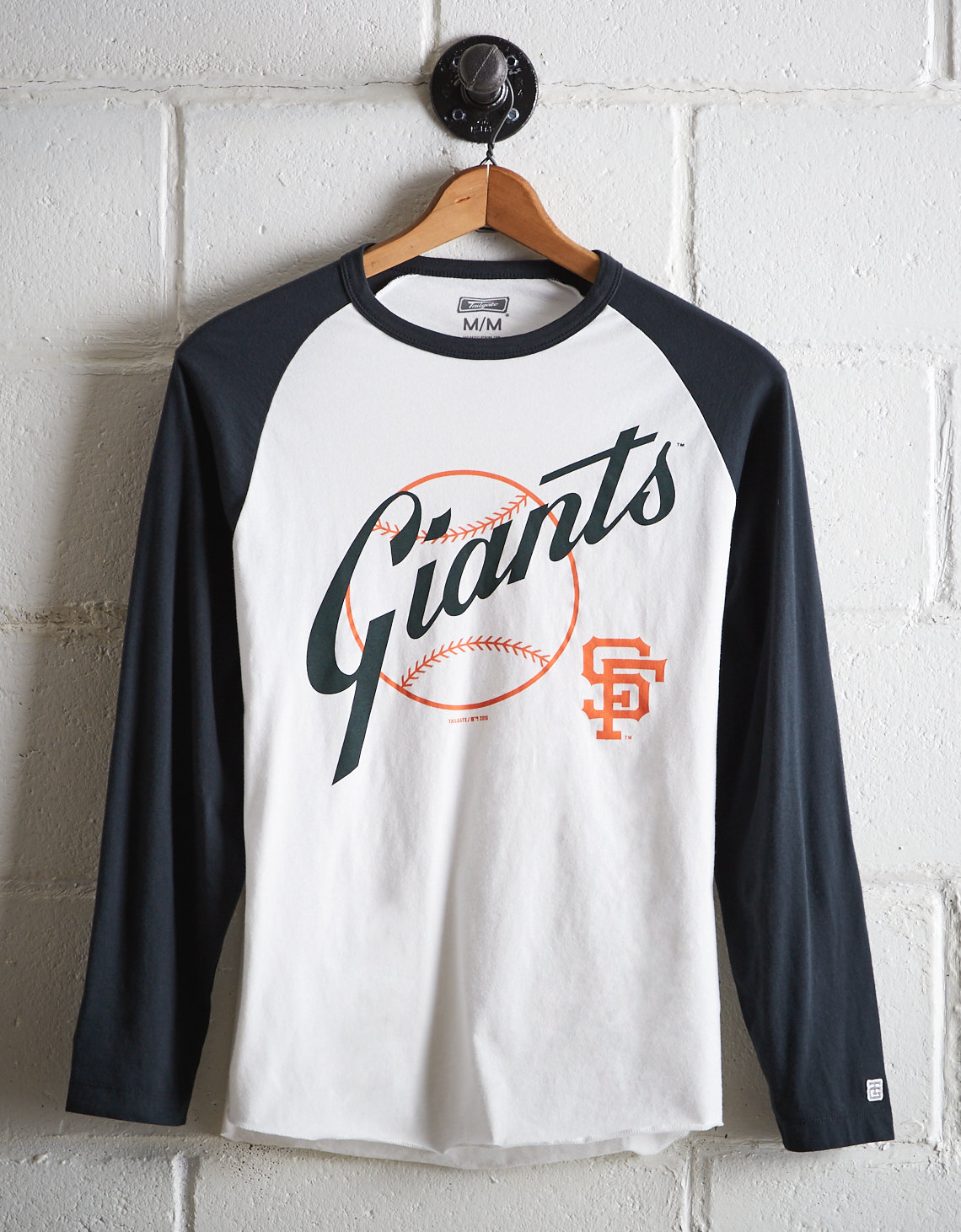 Tailgate Men s San Francisco Giants Baseball Shirt. Placeholder image.  Product Image 988b6712e