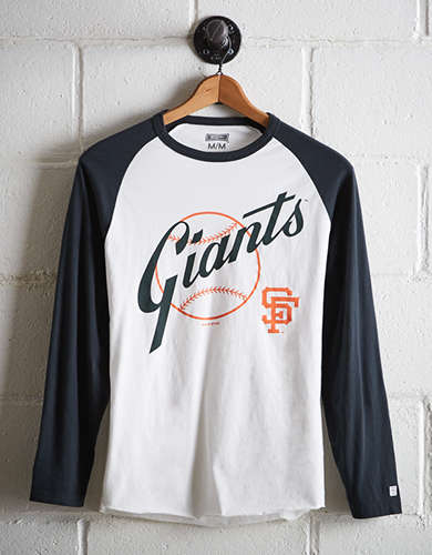 Tailgate Men's San Francisco Giants Baseball Shirt - Free Returns