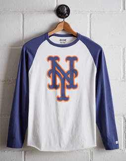 Tailgate Men's NY Mets Baseball Shirt