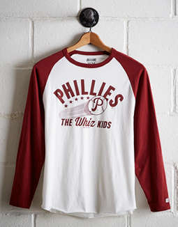 Tailgate Men's Philadelphia Phillies Baseball Shirt