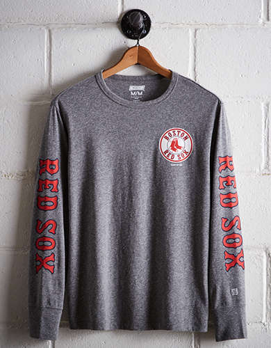 Tailgate Men's Boston Red Sox Long Sleeve Tee - Buy One Get One 50% Off
