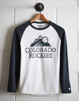 Tailgate Men's Colorado Rockies Baseball Shirt