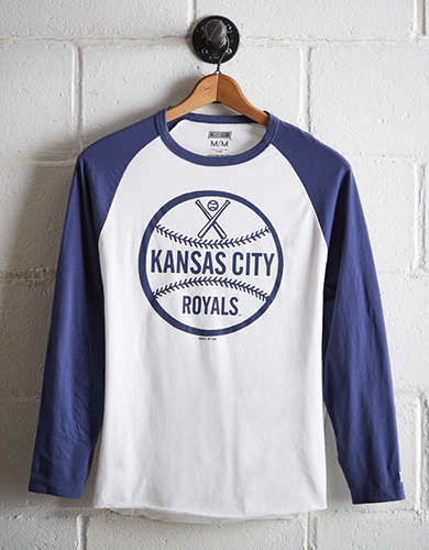 Tailgate Men's Kansas City Royals Baseball Shirt - Buy One Get One 50% Off