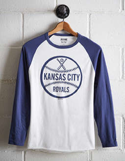Tailgate Men's Kansas City Royals Baseball Shirt