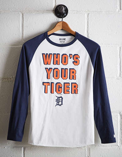 Tailgate Men's Detroit Tigers Baseball Shirt - Buy One Get One 50% Off
