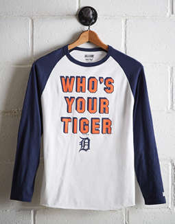Tailgate Men's Detroit Tigers Baseball Shirt