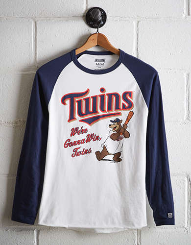 Tailgate Men's Minnesota Twins Baseball Shirt - Buy One Get One 50% Off
