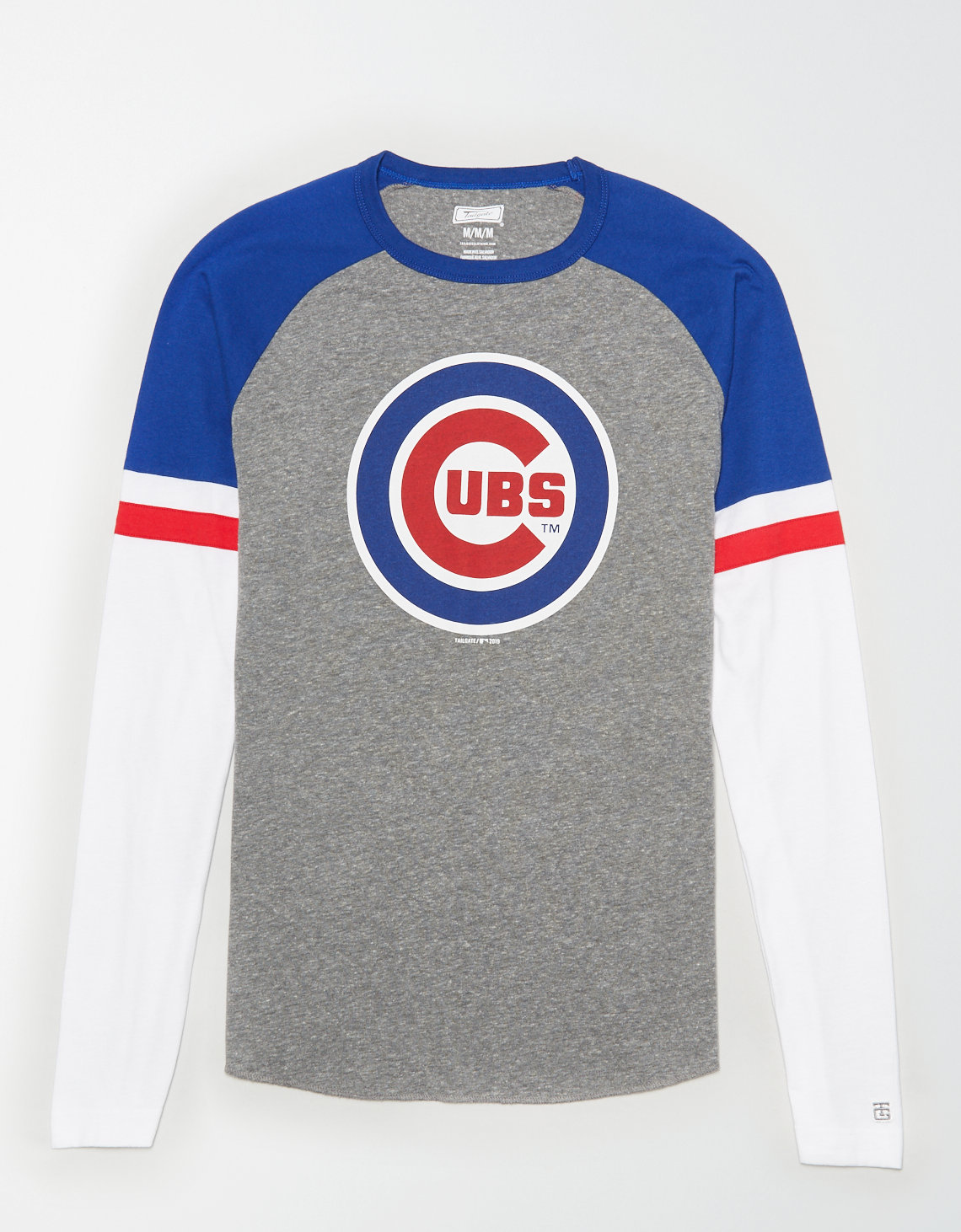 best sneakers 9215f 004c2 Tailgate Men's Chicago Cubs Baseball Shirt