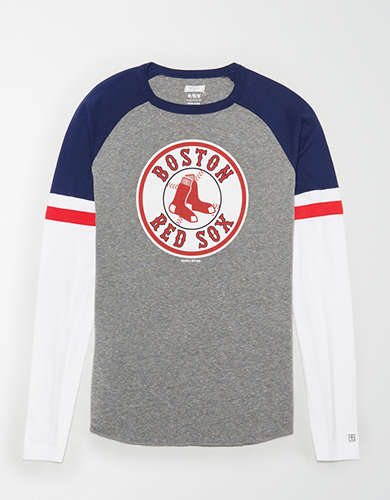 Tailgate Men's Boston Red Sox Baseball Shirt