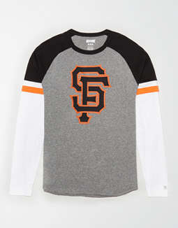 Tailgate Men's San Francisco Giants Baseball Shirt