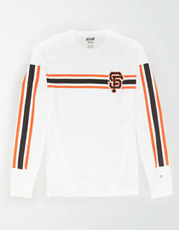 Tailgate Men's San Francisco Giants Long Sleeve T-Shirt