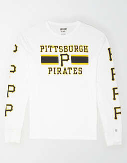 Tailgate Men's Pittsburgh Pirates Long Sleeve T-Shirt