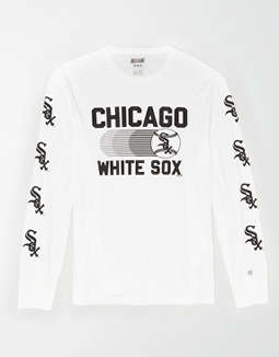 Tailgate Men's Chicago White Sox Long Sleeve T-Shirt